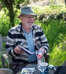 Plein Air Festival 2018 - Die Aquarellmaler werten in der Alten Büdnerei Ihren Workshop aus (c) Frank Koebsch (30)