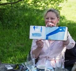 Plein Air Festival 2018 - Die Aquarellmaler werten in der Alten Büdnerei Ihren Workshop aus (c) Frank Koebsch (43)
