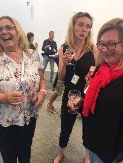 Und können über sich herzhaft lachen (c) Sonja Jannichsen