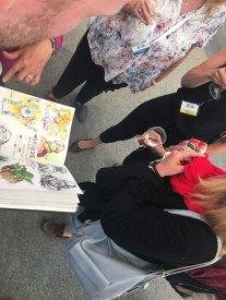 Was hast Du gemalt - Comics von Maxim Simonencko (c) Sonja Jannichsen