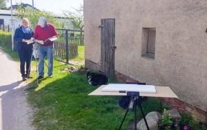 Wir hatten viel Spaß beim Malen in Groß Zicker (c) Frank Koebsch (1)