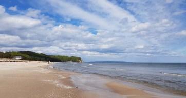Strand von Baabe (c) Frank Koebsch