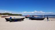 Unsere Motive - Fischerboote am Strand von Baabe (c) Frank Koebsch (3)
