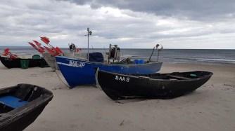 Unsere Motive - Fischerboote am Strand von Baabe (c) Frank Koebsch (6)