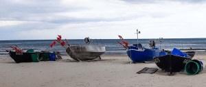 Unsere Motive - Fischerboote am Strand von Baabe (c) Frank Koebsch (7)