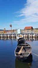 Fischboote im Hafen von Thiessow (c) Frankk Koebsch (1)