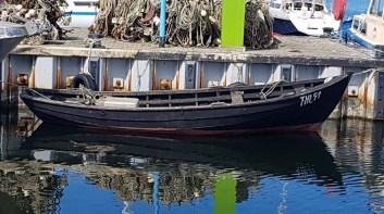 Fischboote im Hafen von Thiessow (c) Frankk Koebsch (4)