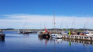 Idylle im Hafen von Thiessow (c) Frank Koebsch (3)