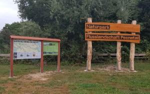 Infotafeln des Naturparks Flusslandschaft Peenetal in Bugewitz (c) FRank Koebsch (1)