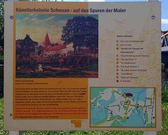 Künstlerkolonie Schwaan - auf den Spuren der Maler (c) FRank Koebsch (2)