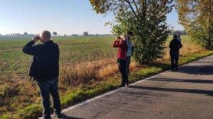 Kranichbeobachtungen auf den Feldern an der Müritz (c) FRank Koebsch (4)