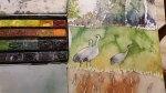 Malen im Nationalparkhotel Kranichrast (c) Frank Koebsch (7)