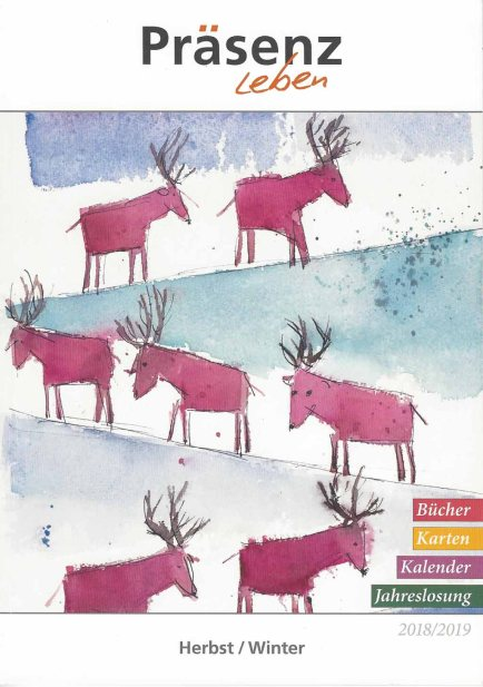 Präsenz Verlag - Katalog Herbst Winter 2018