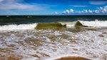 Wellen am Strand von Baabe (c) FRank Koebsch (1)