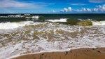 Wellen am Strand von Baabe (c) FRank Koebsch (3)