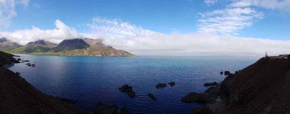 Isländische Natur zwischen Seydisfjördur u Bakkagerði (c) FRank Koebsch (1)