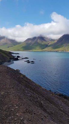 Isländische Natur zwischen Seydisfjördur u Bakkagerði (c) FRank Koebsch (2)