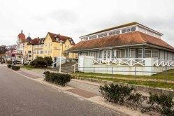 Blick auf die Kunsthalle Kühlungsborn in der Ostseeallee (c) Frank Koebsch (1)
