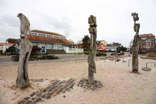 Blick auf die Kunsthalle Kühlungsborn in der Ostseeallee (c) Frank Koebsch (2)