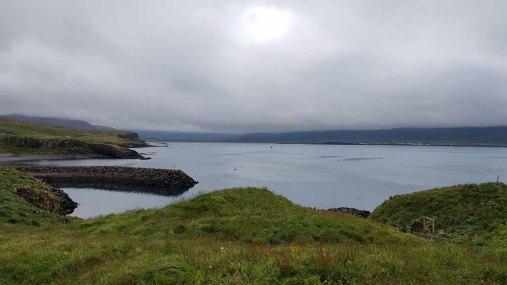 Blick vom Borgarfjarðarhöfn - Island (c) Frank Koebsch (1).