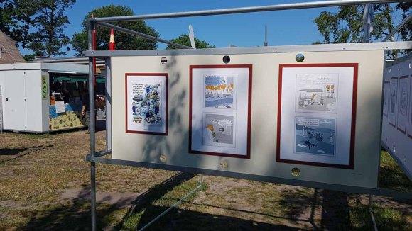 Schnappschüsse vom Cartoon Festival in Prerow 2018 (c) Frank Koebsch (2)