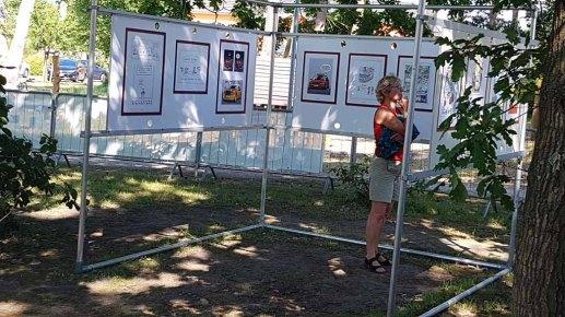 Schnappschüsse vom Cartoon Festival in Prerow 2018 (c) Frank Koebsch (3)