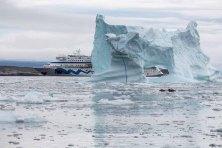 Die AIDA Cara vor Ilimanaq die Disko Bucht (3) Frank Koebsch
