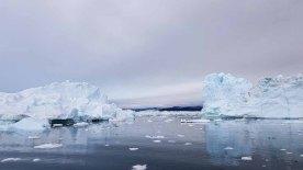 Eisberge vor Ilimanaq in der Disko Bucht (7) Frank Koebsch