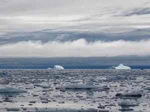 Eisberge vor Ilimanaq in der Disko Bucht (9) Hanka Koebsch