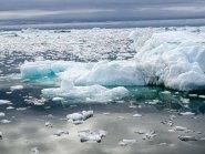 Treibeis vor Ilimanaq in der Disko Bucht (1) Hanka KOebsch