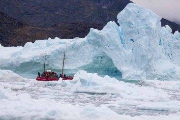 Wir erkunden mit einem Kutter vor Ilimanaq die Disko Bucht (10) Frank Koebsch