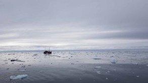 Wir erkunden mit einem Kutter vor Ilimanaq die Disko Bucht (3) Frank Koebsch