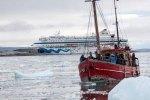 Wir erkunden mit einem Kutter vor Ilimanaq die Disko Bucht (5) Frank Koebsch