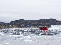Wir erkunden mit einem Kutter vor Ilimanaq die Disko Bucht (8) Hanka Koebsch