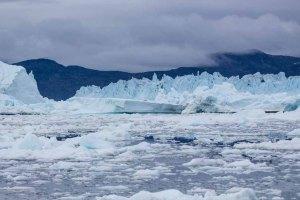 Eqi-Gletscher vor Ilimanaq in der Disko Bucht (4) Frank Koebsch