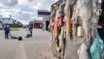 Malen im Hafen von Gager © Frank Koebsch (9)
