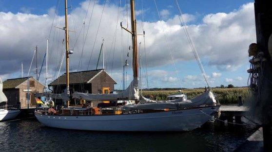 Segelboote im Hafen von Gager (c) Sabine Kihlholz (1)