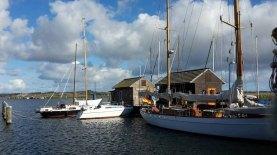 Segelboote im Hafen von Gager (c) Sabine Kihlholz (2)