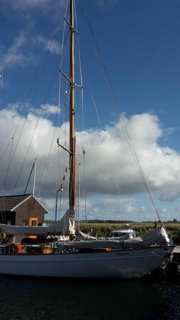 Segelboote im Hafen von Gager (c) Sabine Kihlholz (3)