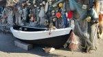 Traditionsecke im Hafen Gager (c) MArina Erfuth