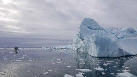 Wir entdecken das Grönland Eis in der Disko Bucht (1) Frank Koebsch