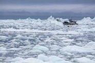 Wir entdecken das Grönland Eis in der Disko Bucht (10) Frank Koebsch