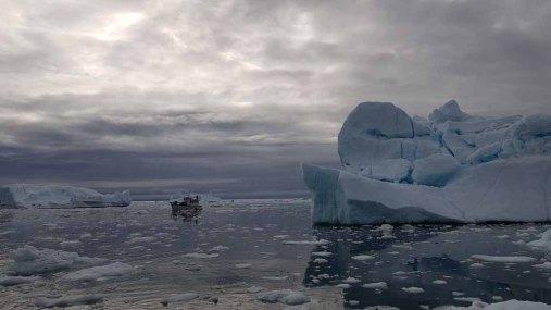 Wir entdecken das Grönland Eis in der Disko Bucht (2) FRank Koebsch