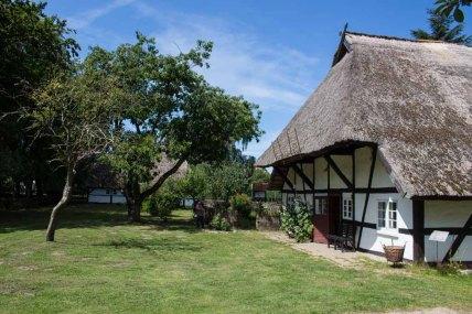 Bauernhaus Klockenhagen im Freilichtmuseum KLockenhagen (c) Frank Koebsch (2)