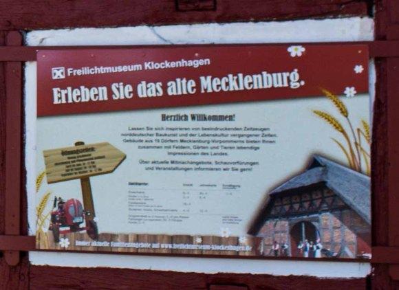 Erleben Sie das alte Mecklenburg - Freilichtmuseum KLockenhagen (c) Frank Koebsch (1)