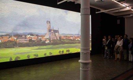 Studenten der Hochschule Wismar haben die Bilder von Carl Malchin zum Leben erweckt © Frank Koebsch (4)