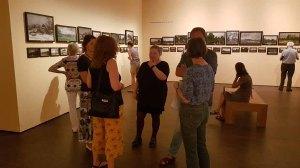 Führung in der Ausstellung zu Cal Malchin im Staatlichen MUseum Schwerin (c) Frank Koebsch (3)