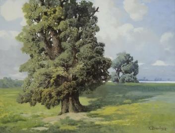 Katharina Bamberg, oT, Heimatmuseum Hiddensee Sammlung_Müller-Degenhardt