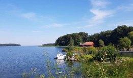 Motiv für ein Landschaftdaquarell in Mueß am Schweriner See (c) Frank Koebsch (1)