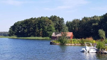 Motiv für ein Landschaftdaquarell in Mueß am Schweriner See (c) Frank Koebsch (2)